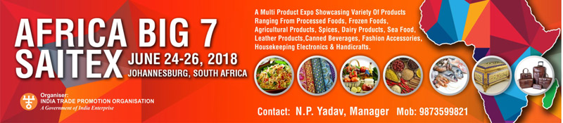 Saitex South Africa 2018