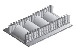 Corrugated Side-Wall Belt